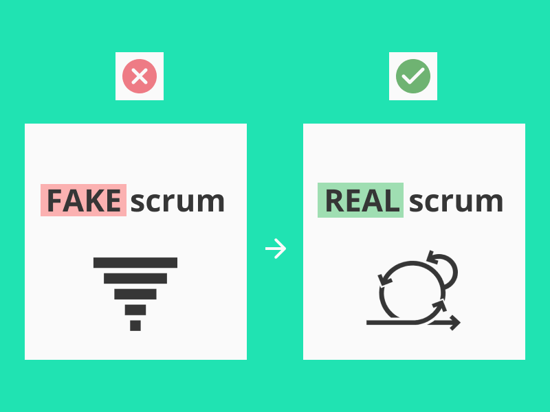 what is scrum monthlystart